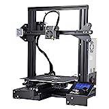 Comgrow Creality Ender 3 3D-Drucker Aluminum DIY mit Druckvorgang 220 * 220 * 250mm
