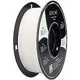 PLA Filament 1.75mm, ERYONE Filament PLA 1.75mm, 3D Printing Filament PLA for 3D printer, 1kg 1 Spool, White