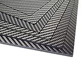3D Drucker Dauerdruckplatte für Anet 220 x 220mm Anycubic - ABS PLA PETG HIPS Filament (Carbon)