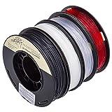 4 x 250 g 1,75 mm Nylon/PETG/Flex/HIPS - Filament-Set für 3D-Drucker - FrontierFila