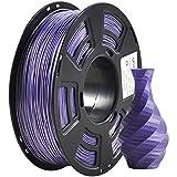 PLA Filament 1.75mm funkelnd Lila, GIANTARM 3D Drucker Filament PLA 1kg Spool