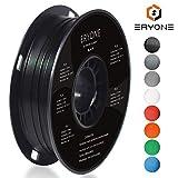 Filament PLA 1.75mm, Eryone PLA Filament 1.75mm, 3D Drucken Filament PLA for 3D Drucker, Schwarz