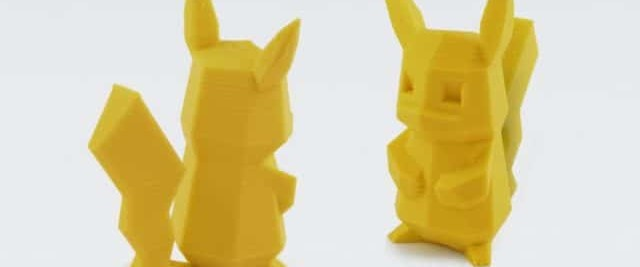 Pokémon und 3D-Druck