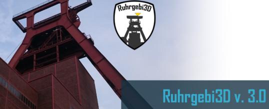 Ruhrgebi3D v. 3.0 am 10.12.2016 in Bochum