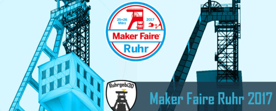 Maker Faire Ruhr 2017 in Dortmund