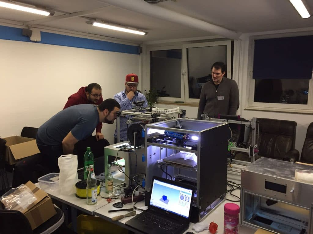 Fachsimpeln beim Ruhrgebi3D 3.0