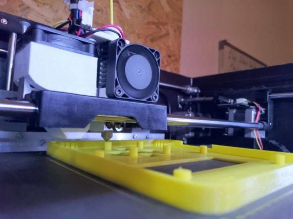 Pertinax für 3D Drucker als 3D Druck Untergrund