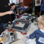 Maker Faire Ruhr 2017 Dortmund Schollibotics