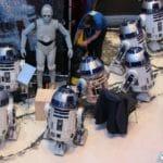 Maker Faire Ruhr 2017 Dortmund R2D2