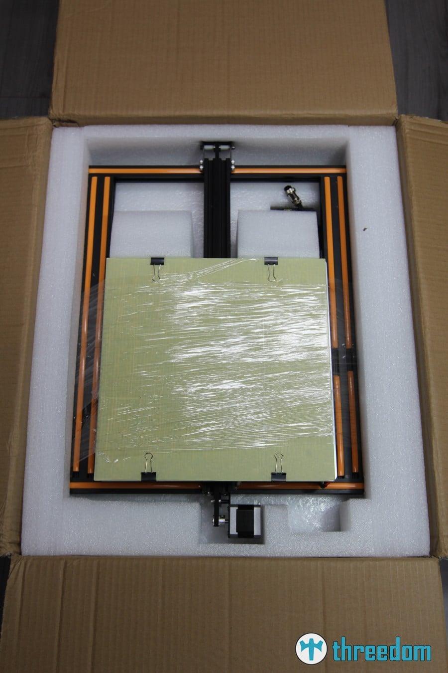 Creality CR 10 / CR 10 S - Aufbau, Tests und Tipps