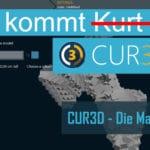 Cur3D Maker Edition (ME) ab jetzt verfügbar!
