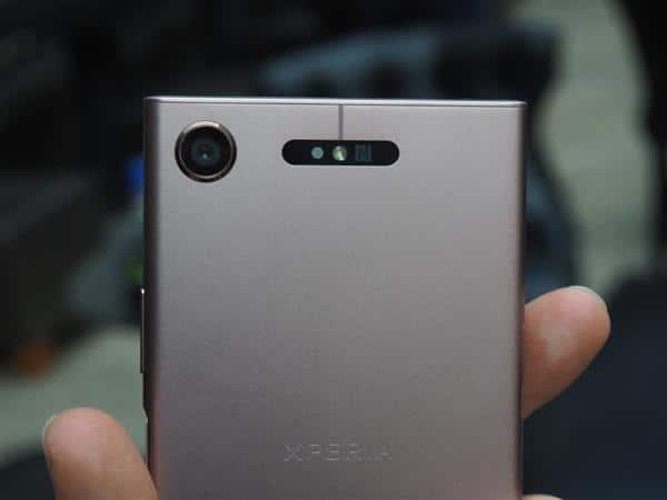 Sony Xperia XZ1-Reihe mit integrierter 3D-Scan-Technologie