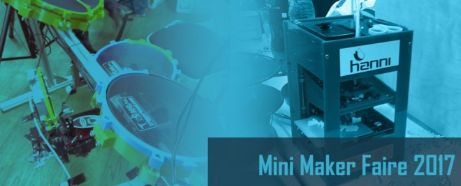 Mini Maker Faire 2017 in Dortmund