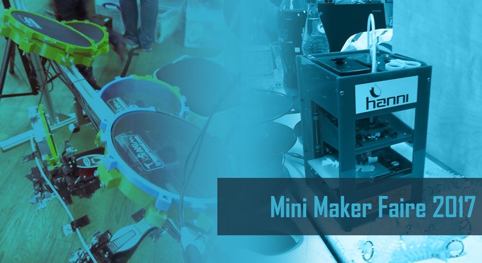 Mini Maker Faire 2017 in der Mayerschen Buchhandlung in Dortmund