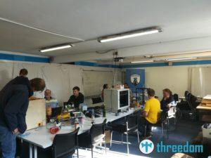 Rege Diskussionen um die Welt der 3D-Drucker - Ruhrgebi3D
