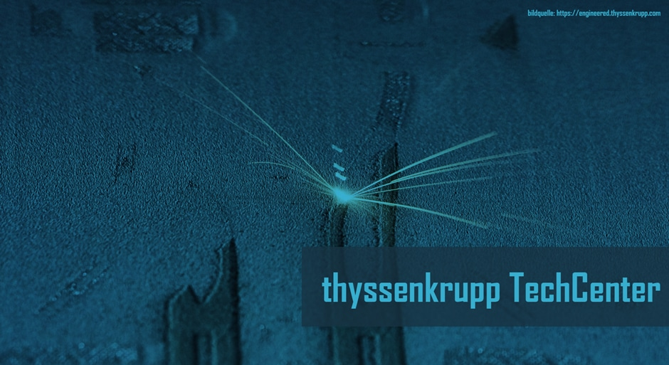 thyssenkrupp TechCenter Additive Manufacturing in Mülheim an der Ruhr eröffnet