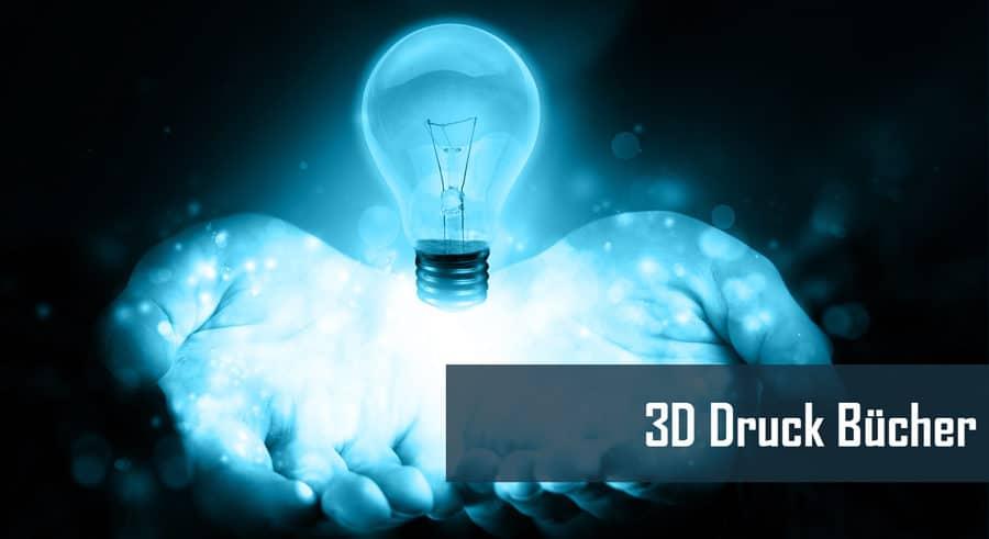 3D Druck Bücher kaufen, nur welche?