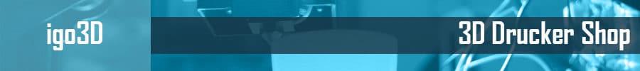 3D Drucker Shop igo3D