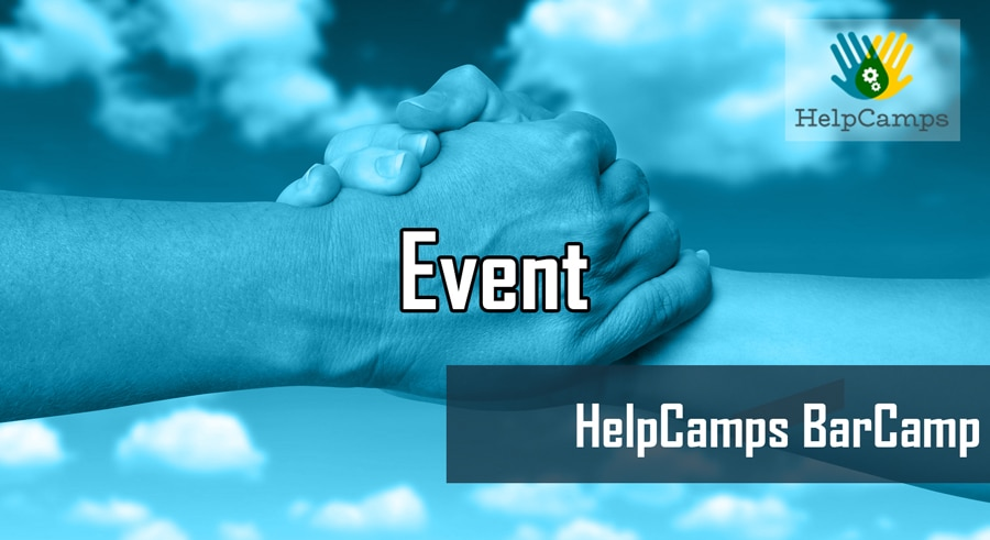 HelpCamps BarCamp 2017 in Dortmund