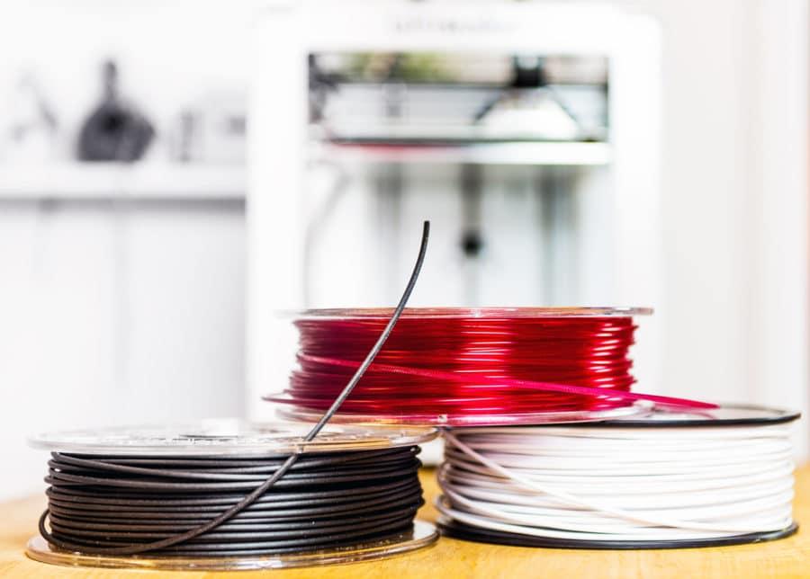 PETG 3D Drucker Filament Spulen