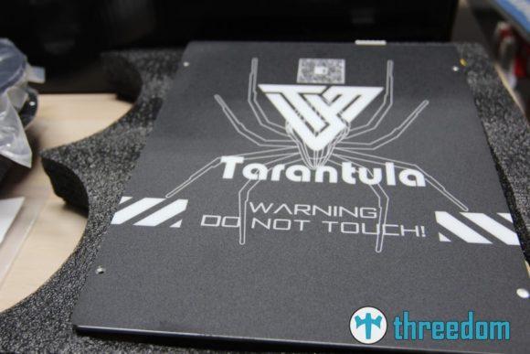 Heizbett eines 3D Druckers