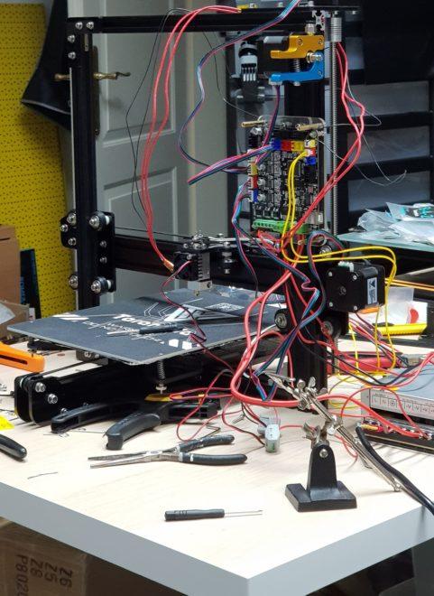 Tevo Tarantula i3 3D Drucker Bausatz