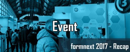 formnext 2017 in Frankfurt – Recap