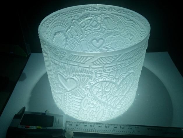 Lithophane als Geschenkidee aus dem 3D Drucker