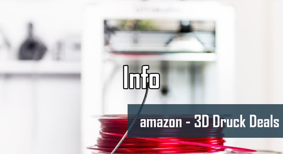 3D Druck Deals auf Amazon