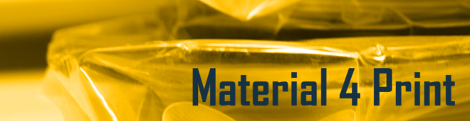 Material 4 Print - M4P - Filament aus Deutschland