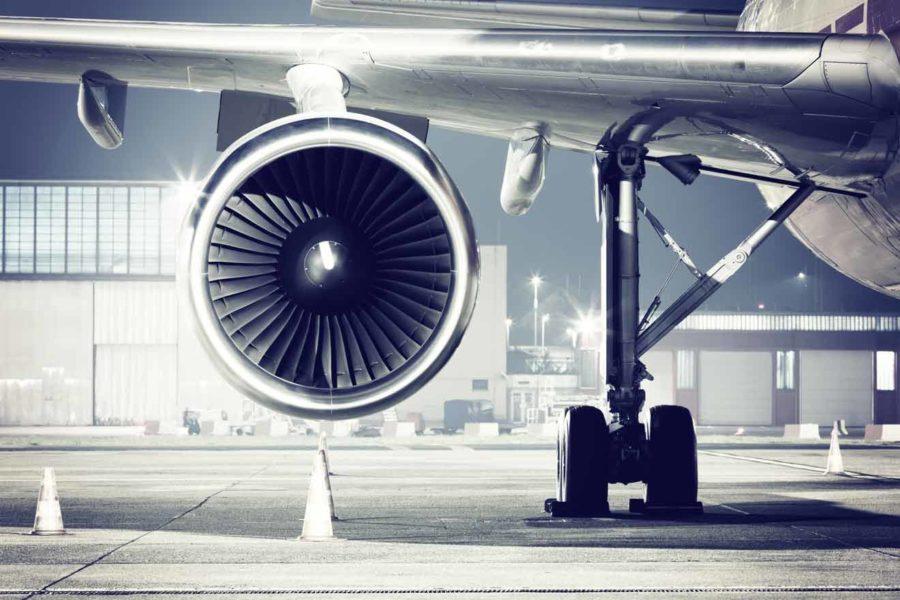 3D Druck in Luft- und Raumfahrt