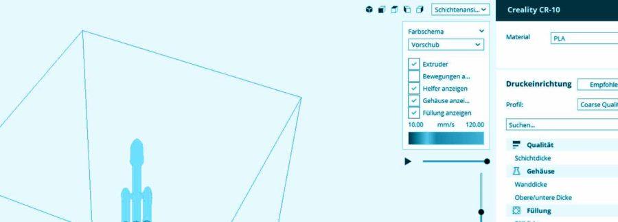 3D Druck Ratgeber - Software