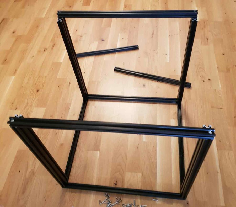 3D Drucker Bausatz Aluminiumprofile