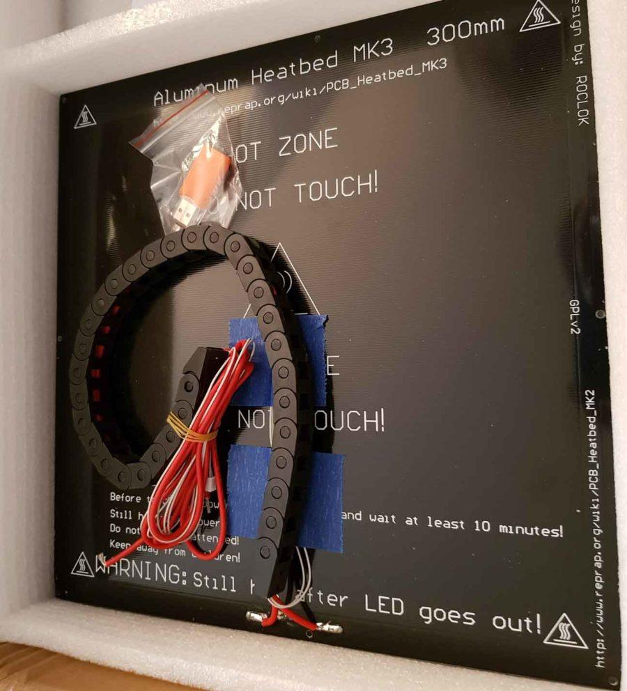 3D Drucker Bausatz Heatbed