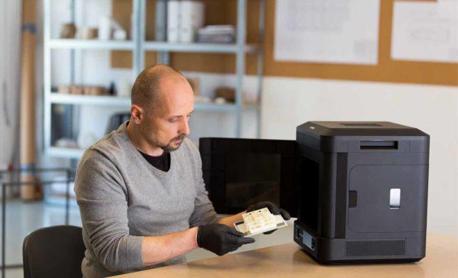 3D Drucker kaufen - Zortrax Inventure