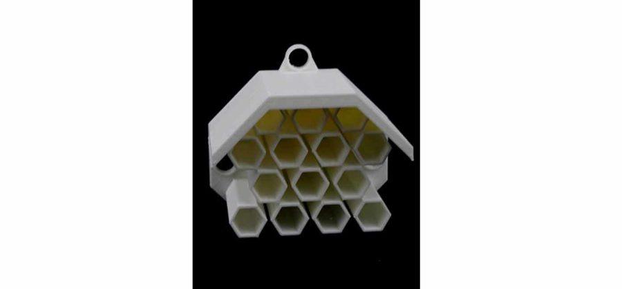 Bienenhaus (Bildquelle: glen mcdonald/thingiverse)