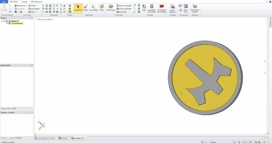 CAD Software Designspark Mechanical