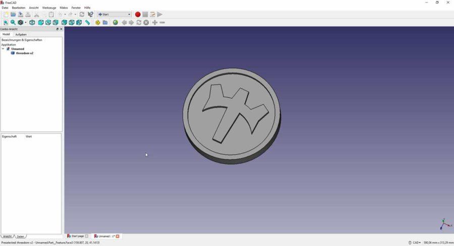 CAD Software FreeCAD