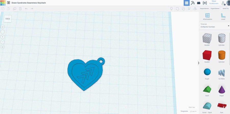 CAD Programm Tinkercad