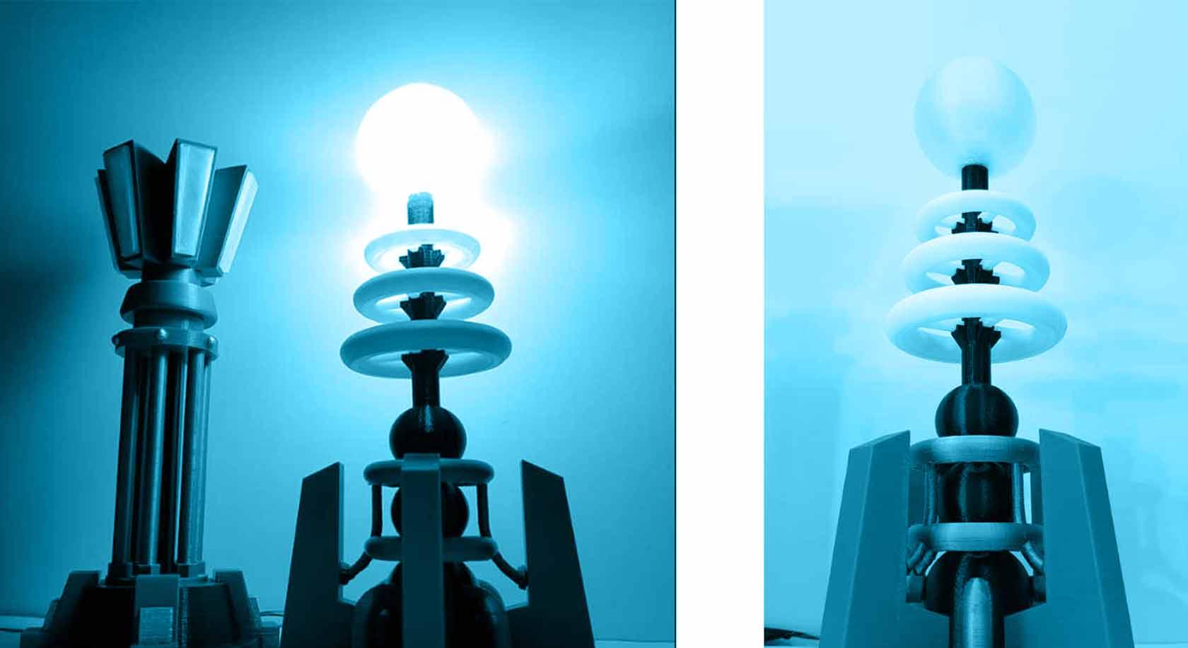 Command & Conquer 3D Druck Modelle