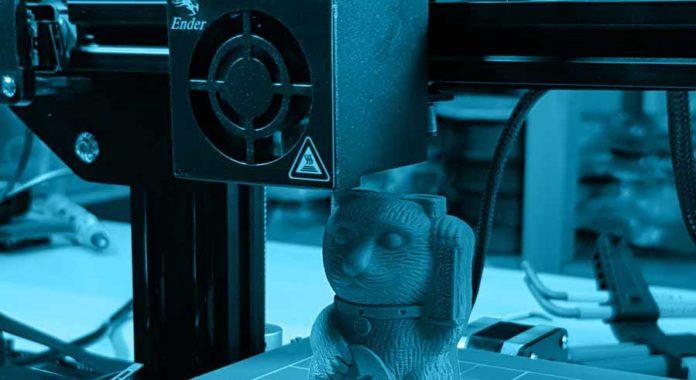 Ender 2 3D Drucker Bausatz