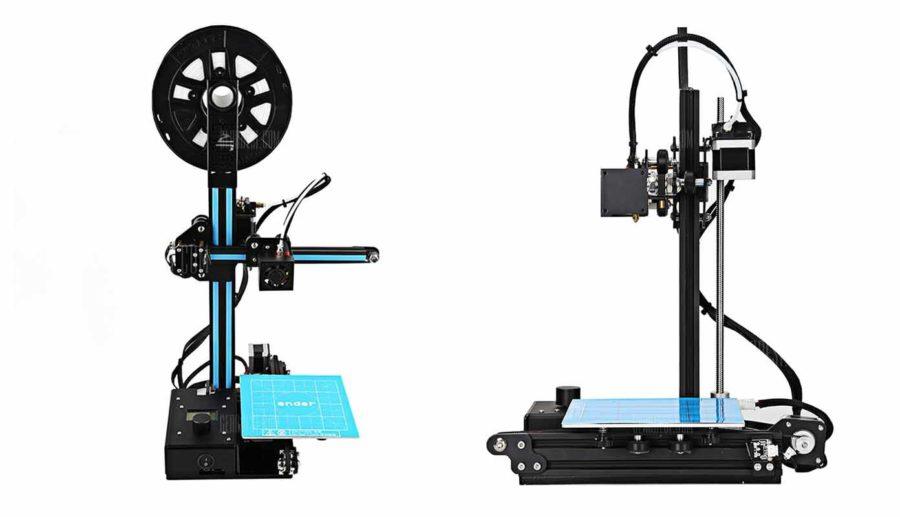 Ender 2 - 3D Drucker Bausatz kaufen