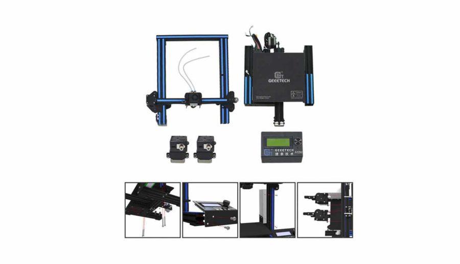 Geeetech A10M Dual 3D Drucker Bausatz kaufen