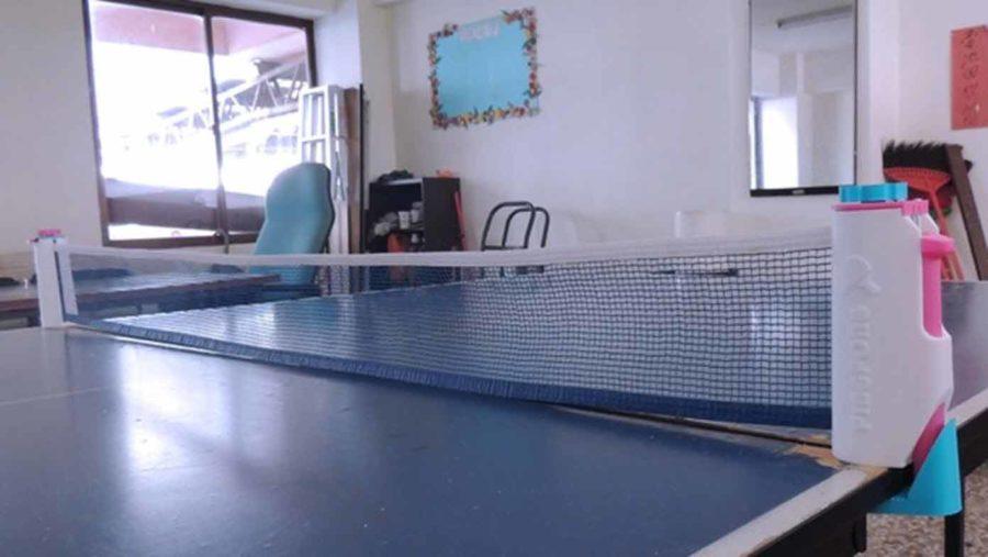 Klammer für Tischtennisnetze (Bildquelle: jasondragon1113/thingiverse)