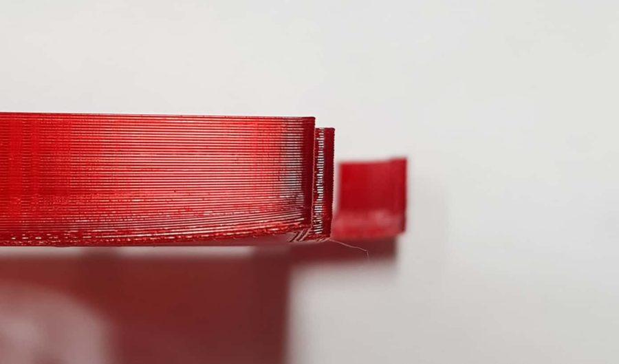 Warping 3D Druck Fehler