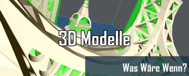 Eiffelturm in Originalgröße 3D drucken – Wie lange würde das dauern?
